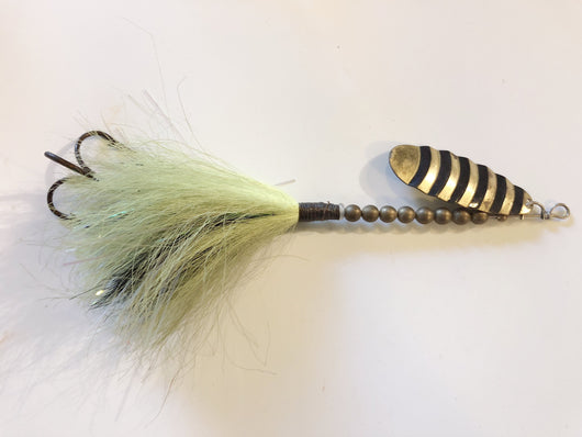 Vintage German Dam Spinner Musky Sized