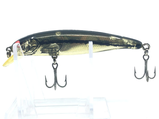 Bomber Long A Black Shad