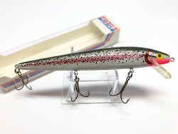 Rebel Sinking Minnow Naturalized Rainbow Trout S2071S New in Box