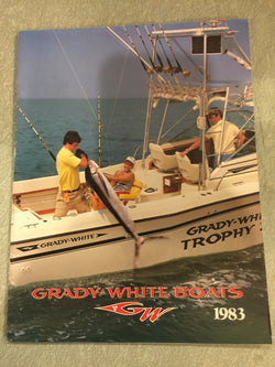 Grady-White Boats 1983 Catalog
