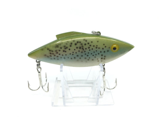 Bill Lewis Magnum Rat-L-Trap 1 oz. Rainbow Trout