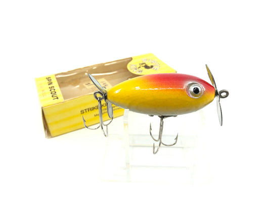 Strike King Spin Scout Wooden Lure with Box