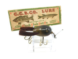 Creek Chub 5200 Baby Dingbat in Pikie Scale Color with Box