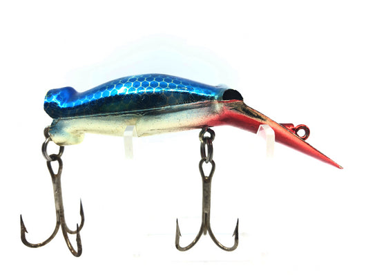 Luhr-Jensen Hot Shot Size 1 Blue Pirate Color Rare Size
