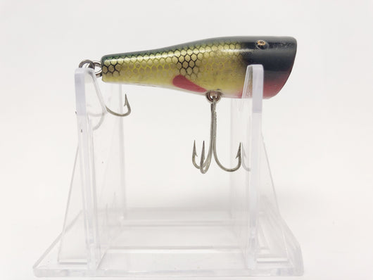 Creek Chub 9200 Spinning Plunker Perch Color 9201