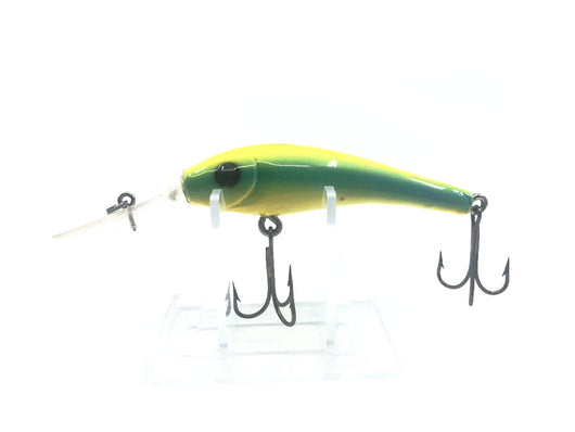 Unmarked Crankbait Yellow and Green
