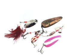 Vintage Spoon and Spinner Pack