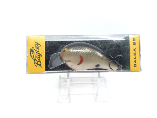 Bagley B2 Square Bill Shad Old Version Color BB2-SD New in Box OLD STOCK2