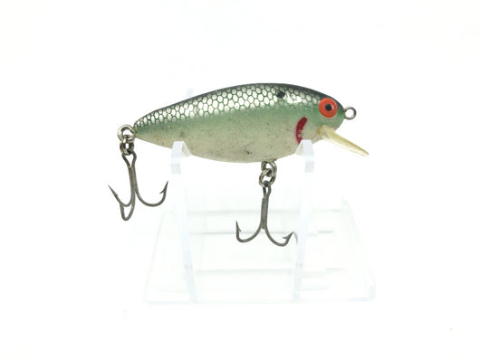Bomber Speed Shad Green Shad Color