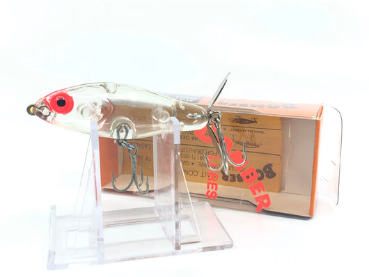 Bomber Rap Shad Clear with Box