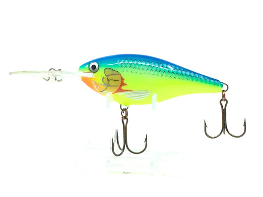 Rapala Deep Diver Blue and Green