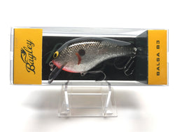 Bagley Balsa B3 BB3-BS Black Silver Foil Color New in Box OLD STOCK