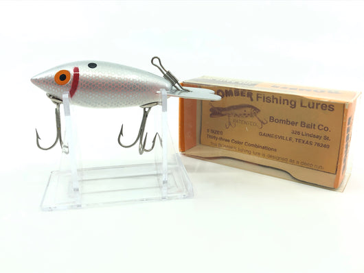 Bomber Deep Runner 440 Silver Shad Color with Box