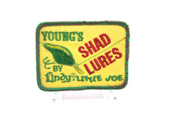 Lindy Little Joe Young's Shad Lures Fishing Patch
