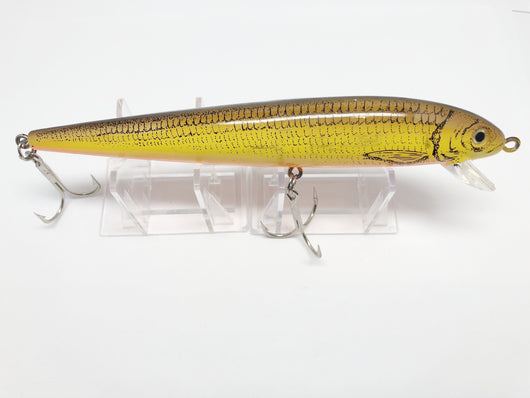 Musky Size Bomber Long A type Lure