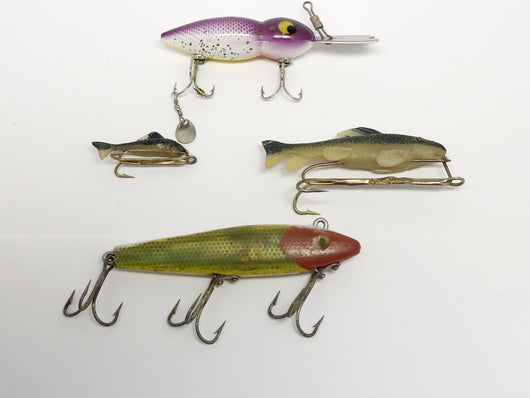 Four Baits One Price