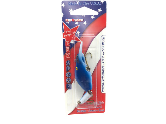 Sparkle Tail Blue and White Color 510 Series 10 Lure New on Card