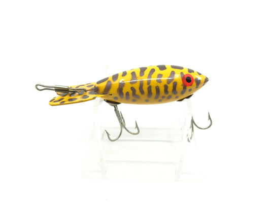 Bomber Lure Yellow Coach Dog Color