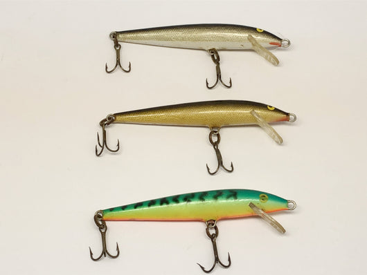 Rapala Medium Minnow Pack