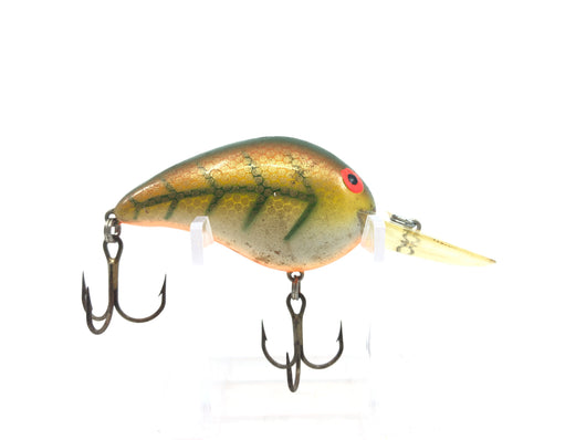 Bomber Model Fat A 6F Yellow Perch Orange Belly