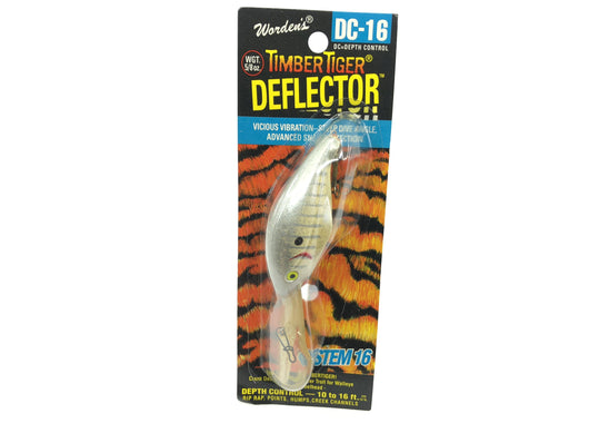 Worden Timber Tiger Deflector DC-16 Color 262 Timber Ghost Spook