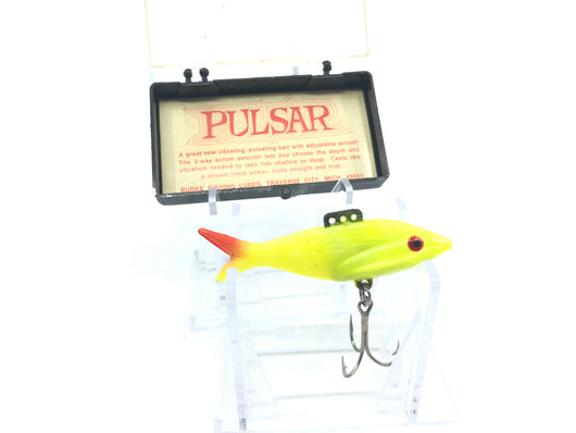 Burke Pulsar Lure New in Box Old Stock