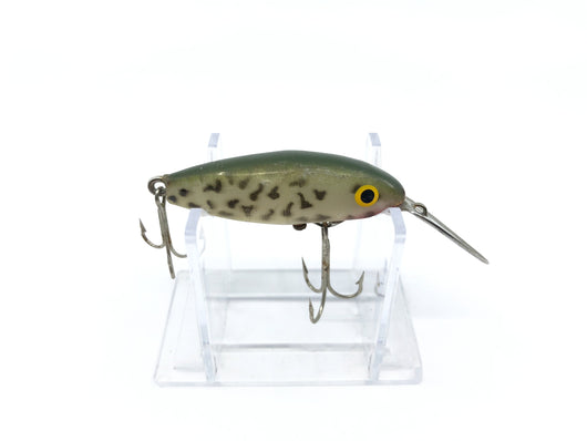Cisco Kid Vintage Lure Crappie Color Deep Diving Lip