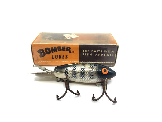 Wooden Bomber 600 HD 682 Metascale Black Back Shad Color with Box