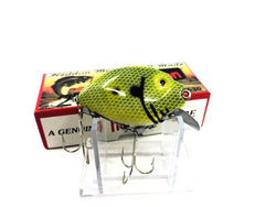 Heddon 9630 2nd Punkinseed X9630J Frog Scale Color New in Box