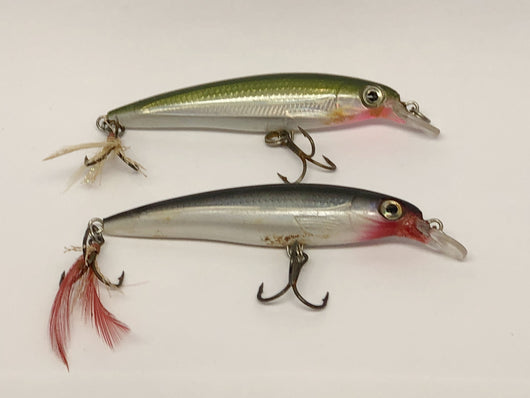 Rapala Bucktail Two Pack
