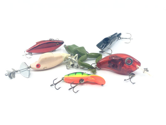 Fishermans Dream Odd Lure Package