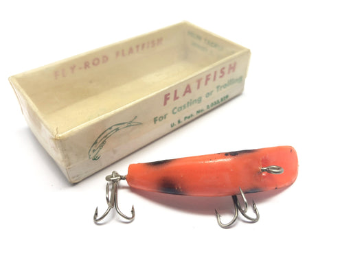 Helin Flatfish Box and Lure