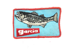 Garcia Fishing Patch