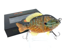 Mother Nature Lure Swimbait Baby Sunfish Series Pumpkinseed Color New in Box