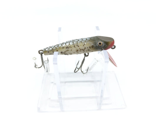 Creek Chub 9300-UL-P Pikie Silver Flash Color 9318