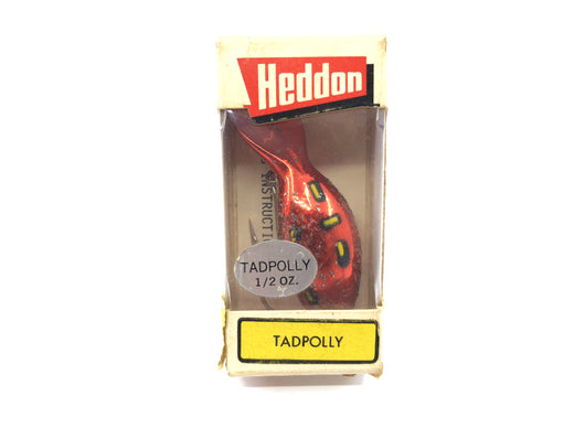 Heddon Tadpolly 9000 RBFF Red Bullfrog Flitter Uncataloged Color New in Box