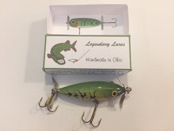 Legendary Lures Propjob in Cool Mint Musky