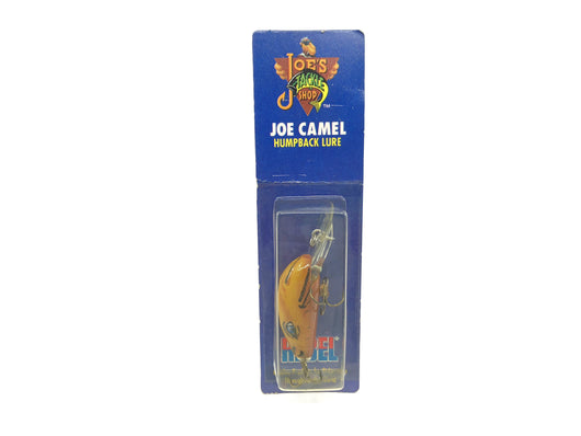 Rebel Joe Camel Lure with Diving Lip on Card