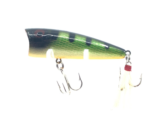 Bucktail Perch Popper