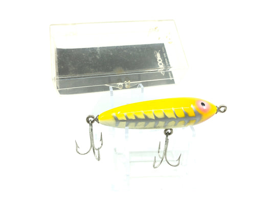 Boone's Zig Zag Jr Yellow Shore Color with Box