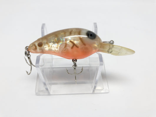 Rogers Deep Jim Clear Foil Craw Color