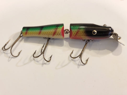 Lucky Strike Jointed Pikie Perch Color