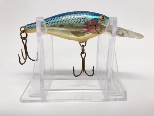 Small Rapala Deep Runner Blue