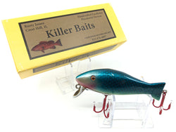 Rusty Jessee Killer Baits Bass Caster Model in CCBC Mullet Color 2019