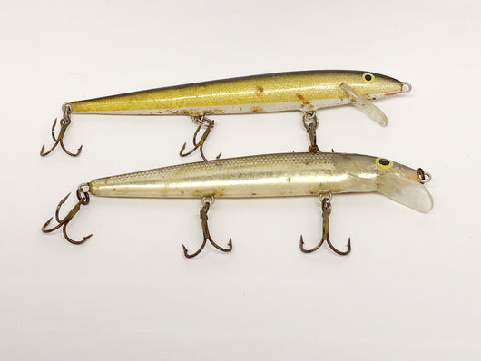 Rapala Large Lure Two Pack