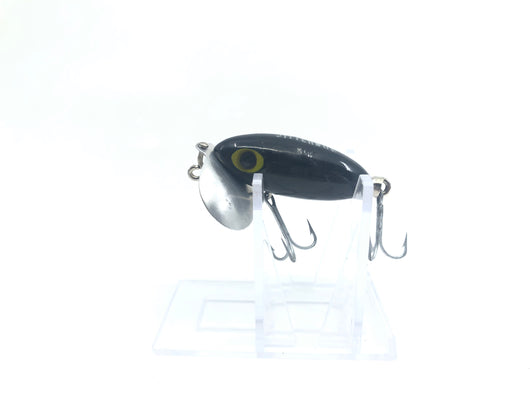 Arbogast Mini Jitterbug Black