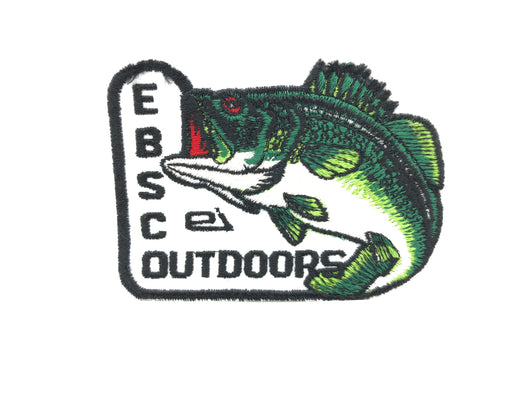 EBSCO Outdoors Bass Fishing Patch