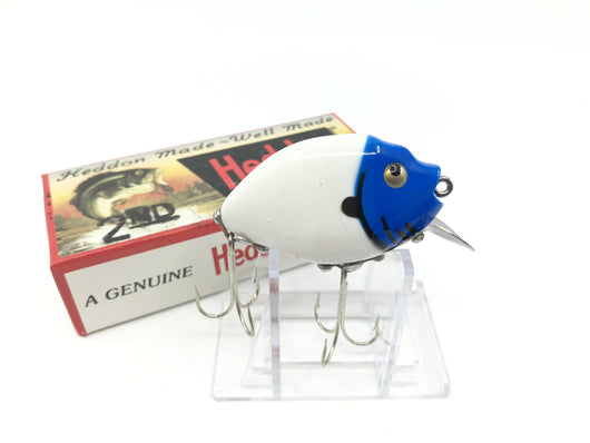 Heddon 9630 2nd Punkinseed X9630BH Blue Head Color New in Box
