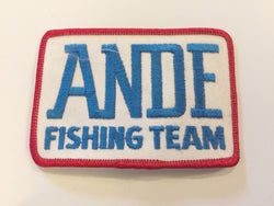 Ande Fishing Team Patch