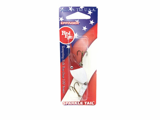 Sparkle Tail Red White Color 506 Series 10 Lure New on Card